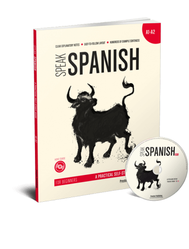 Speak Spanish. A practical self-study guide + mp3