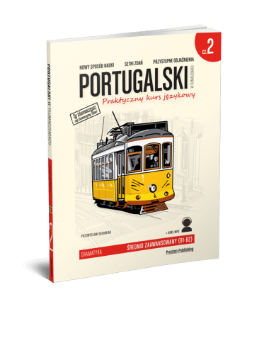 Portugalski w tłumaczeniach. Gramatyka 2 (Książka + e-book)