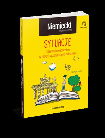 Niemiecki w tłumaczeniach. Sytuacje (Książka + e-book)