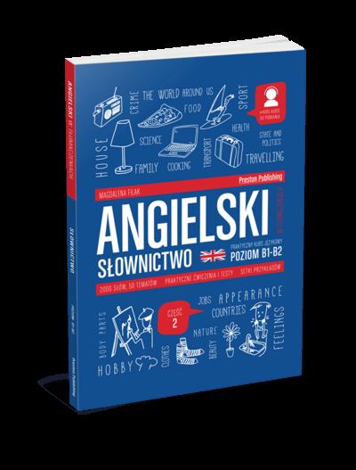 Angielski w tłumaczeniach. Słownictwo 2 (Książka + e-book)