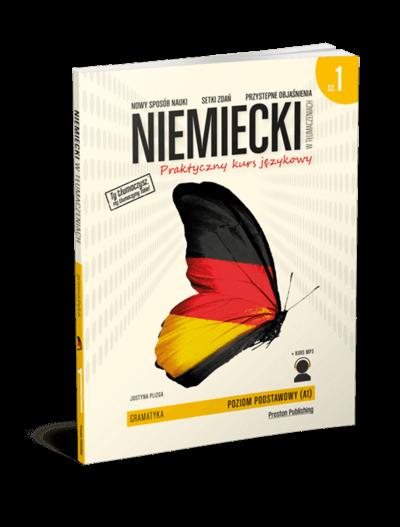 Niemiecki w tłumaczeniach. Gramatyka 1 (Książka + e-book)
