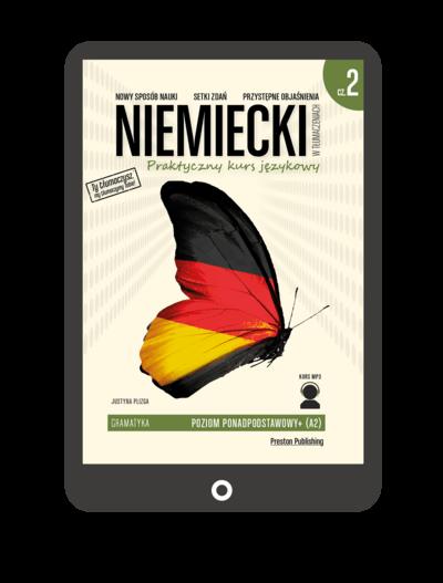 Niemiecki w tłumaczeniach. Gramatyka 2 (Książka + e-book)