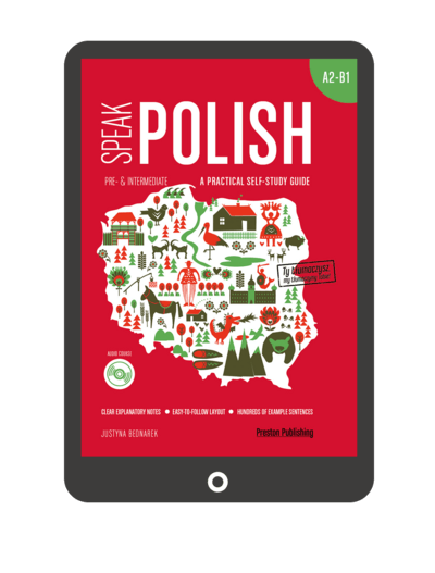 Speak Polish. A practical self-study guide. Part 2. A2-B1 (Książka + e-book)