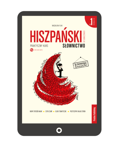 Hiszpański w tłumaczeniach. Słownictwo 1 (e-book)