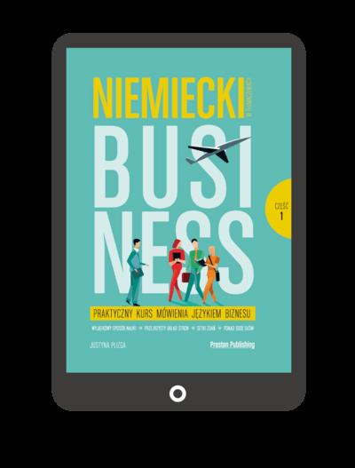 Niemiecki w tłumaczeniach. Business 1 (Książka + e-book)