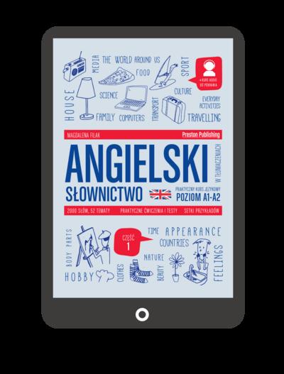 Angielski w tłumaczeniach. Słownictwo 1 (Książka + e-book)