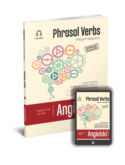 Angielski w tłumaczeniach. Phrasal verbs (Książka + e-book)