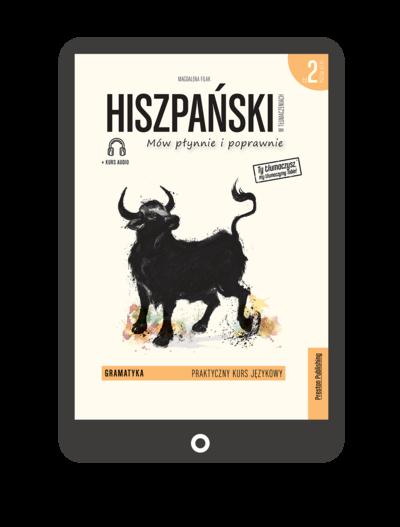 Hiszpański w tłumaczeniach. Gramatyka 2 (Książka + e-book)