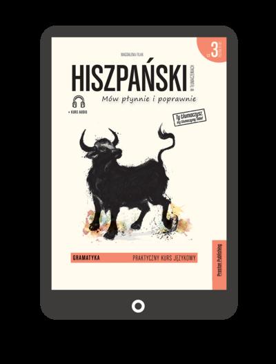 Hiszpański w tłumaczeniach. Gramatyka 3 (Książka + e-book)