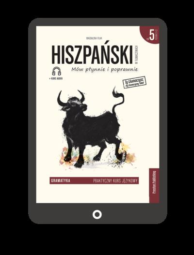 Hiszpański w tłumaczeniach. Gramatyka 5 (Książka + e-book)