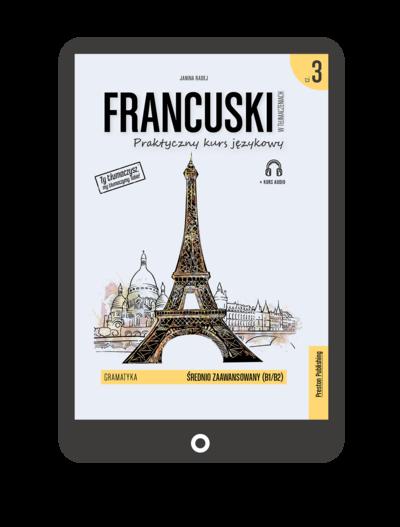 Francuski w tłumaczeniach, Gramatyka 3 (e-book)