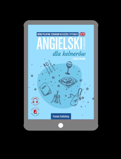 Angielski w tłumaczeniach. Dla kelnerów (mini e-book)
