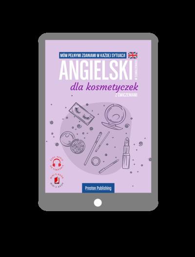 Angielski w tłumaczeniach. Dla kosmetyczek (mini e-book)