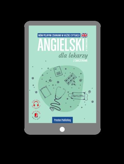 Angielski w tłumaczeniach. Dla lekarzy (mini e-book)