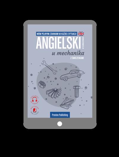Angielski w tłumaczeniach. U mechanika (mini e-book)