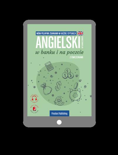 Angielski w tłumaczeniach. W banku i na poczcie (mini e-book)