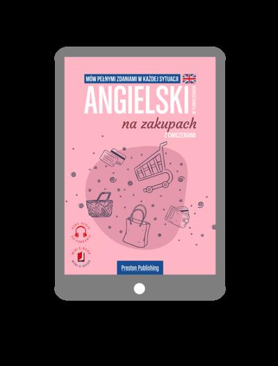 Angielski w tłumaczeniach. Na zakupach (mini e-book)