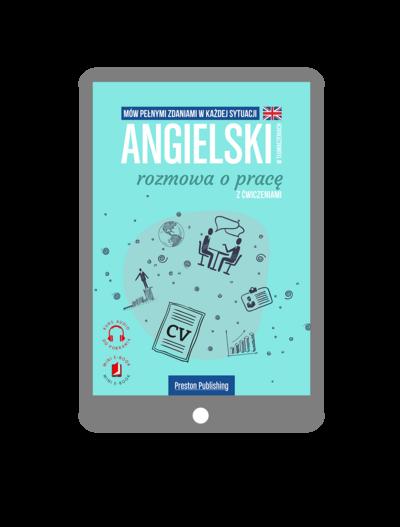 Angielski w tłumaczeniach. Rozmowa o pracę (mini e-book)