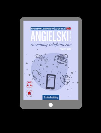 Angielski w tłumaczeniach. Rozmowy telefoniczne (mini e-book)