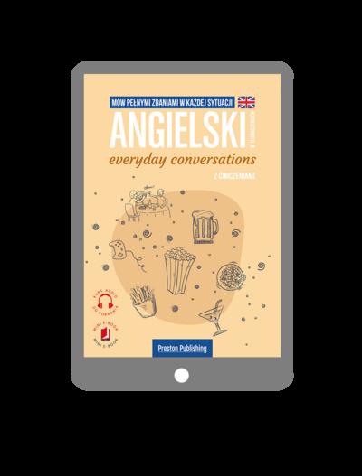 Angielski w tłumaczeniach. Everyday conversations (mini e-book)