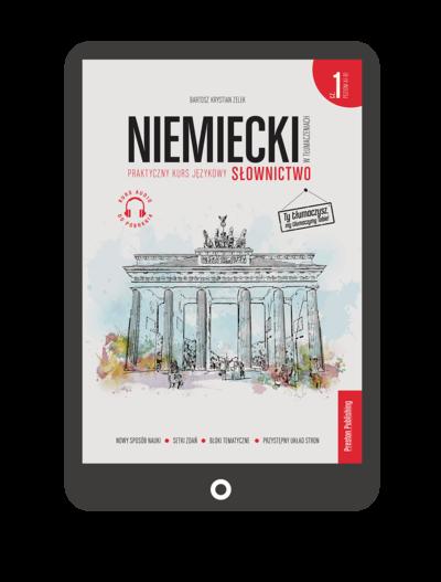 Niemiecki w tłumaczeniach. Słownictwo 1 (Książka + e-book)