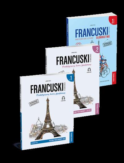Francuski dla początkujących (zestaw)