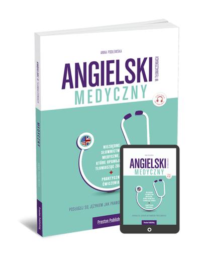 Angielski w tłumaczeniach. Medyczny (Książka + e-book)