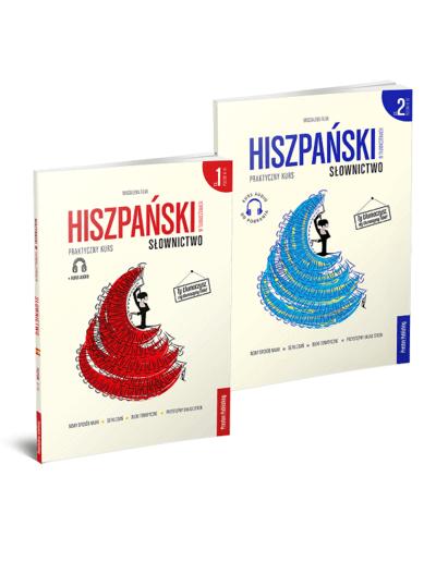 Opanuj hiszpańskie słówka (zestaw)