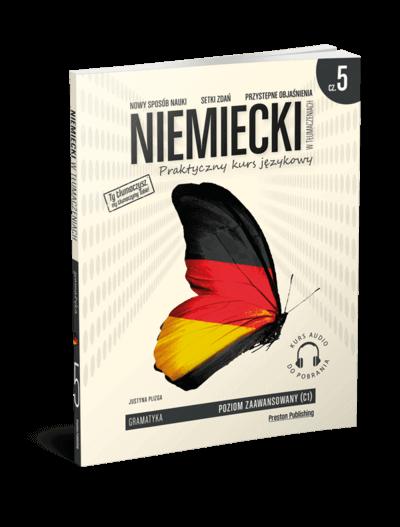 Niemiecki w tłumaczeniach. Gramatyka 5 (Książka + e-book)