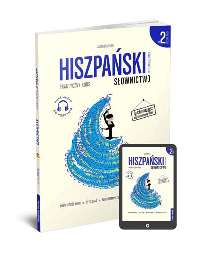 Hiszpański w tłumaczeniach. Słownictwo 2 (Książka + e-book)