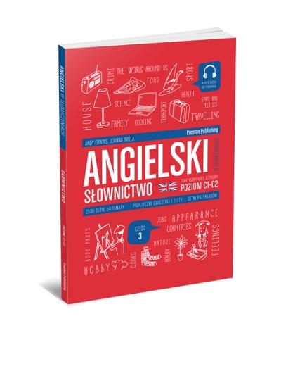 Angielski w tłumaczeniach. Słownictwo 3 (Książka + e-book)