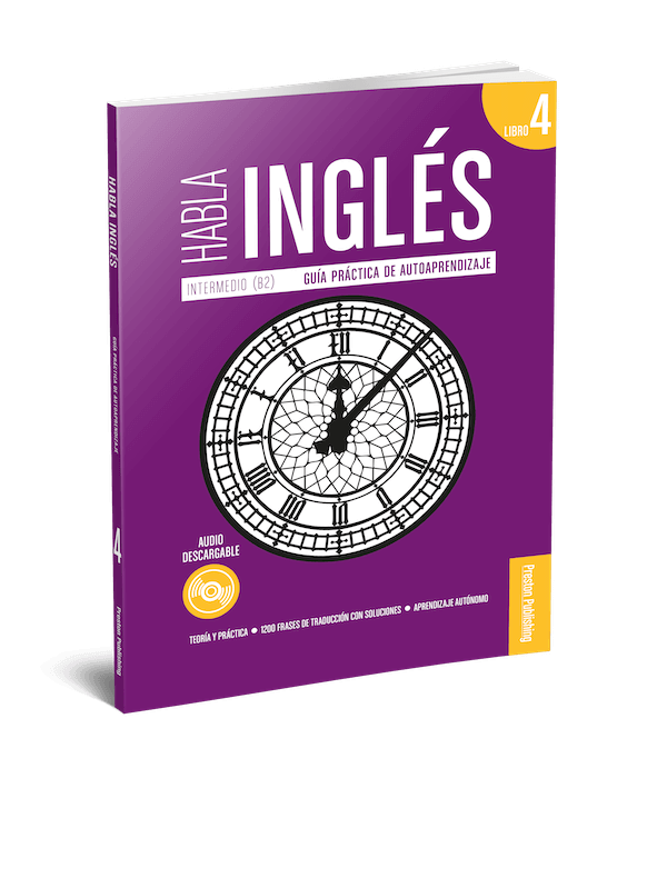 Habla Inglés. Libro 4 (B2)