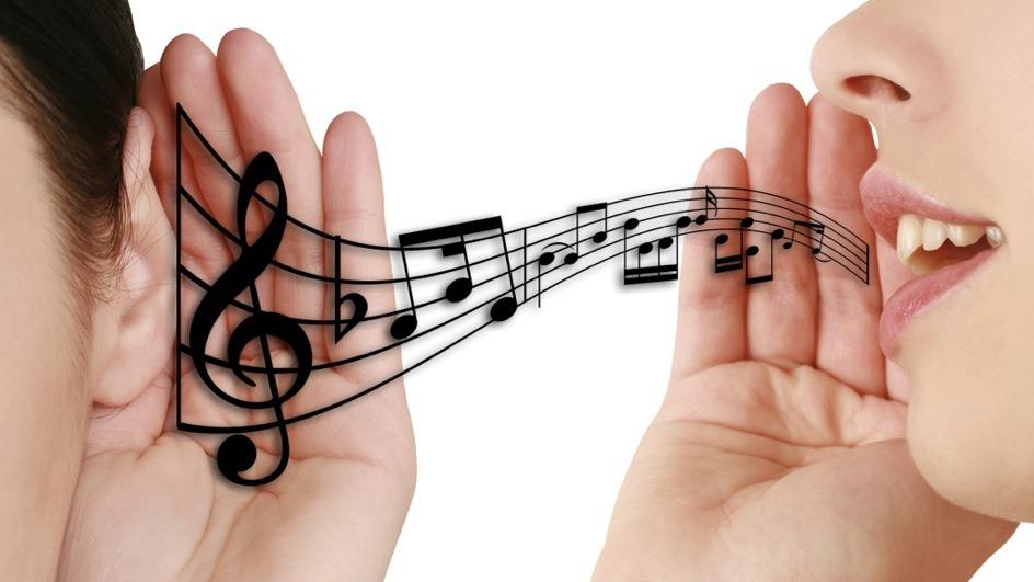 język i muzyka, wspólnota