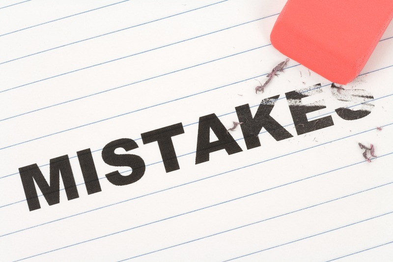 typowe błędy językowe, błąd, język angielski