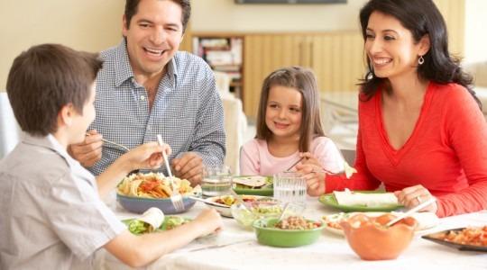 kolacja, pomysł na języki