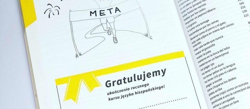 Nauka hiszpańskiego – czy potrafisz ją dobrze rozplanować? Ta książka Ci to ułatwi!