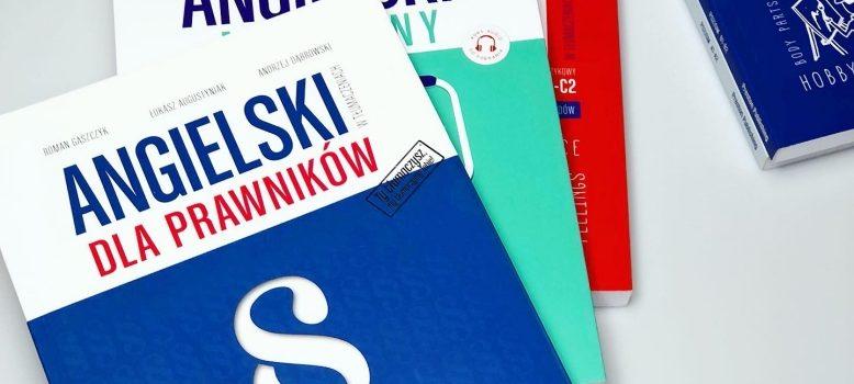 Angielski – słownictwo biznesowe, medyczne, prawnicze. Poznaj książki do nauki angielskiego słownictwa specjalistycznego!